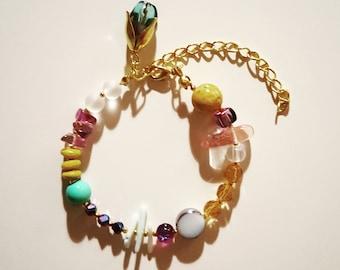 Colorful Bohemian Bracelet