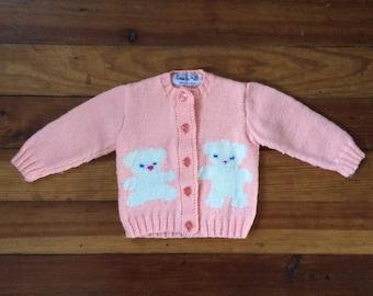 Vintage Baby Cardigan