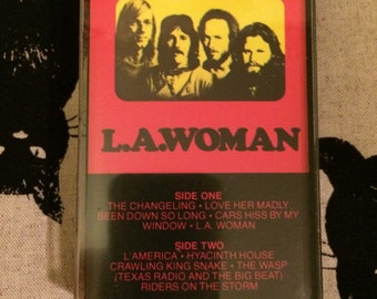 The Doors cassette