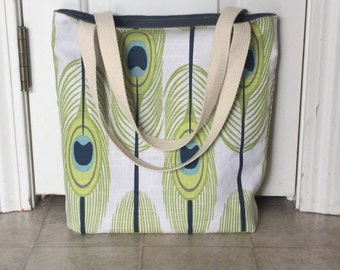 Sale Feather Modern Tote Bag
