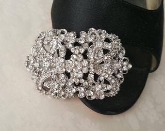 Rhinestone Embellishment and Jewelry Connector