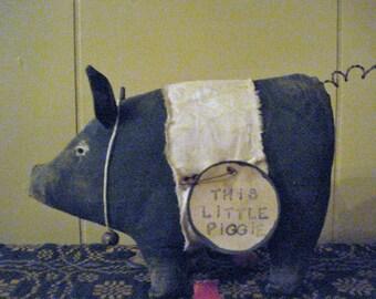 This Little Piggie Pig
