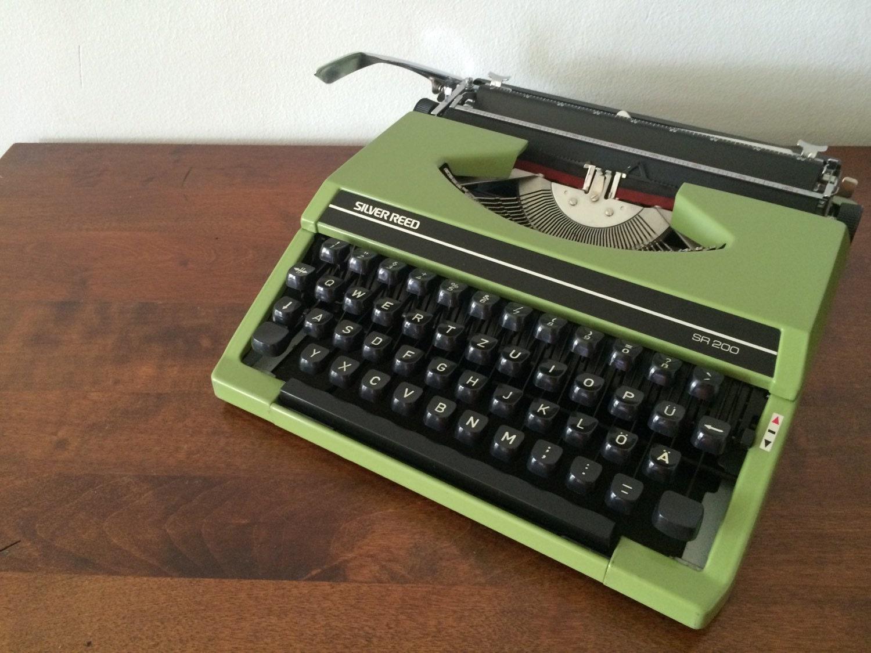 working manual typewriter for sale