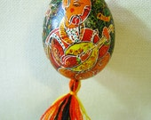 Ukrainian pysanky - Ukrainian easter egg - Kozak Mamay
