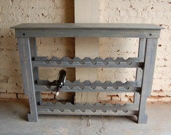 Wine Rack Table/ Sofa Table/ Console Table/ Bar/ Wine Storage