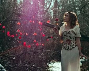 Rose Duplicity Digital Photography Print