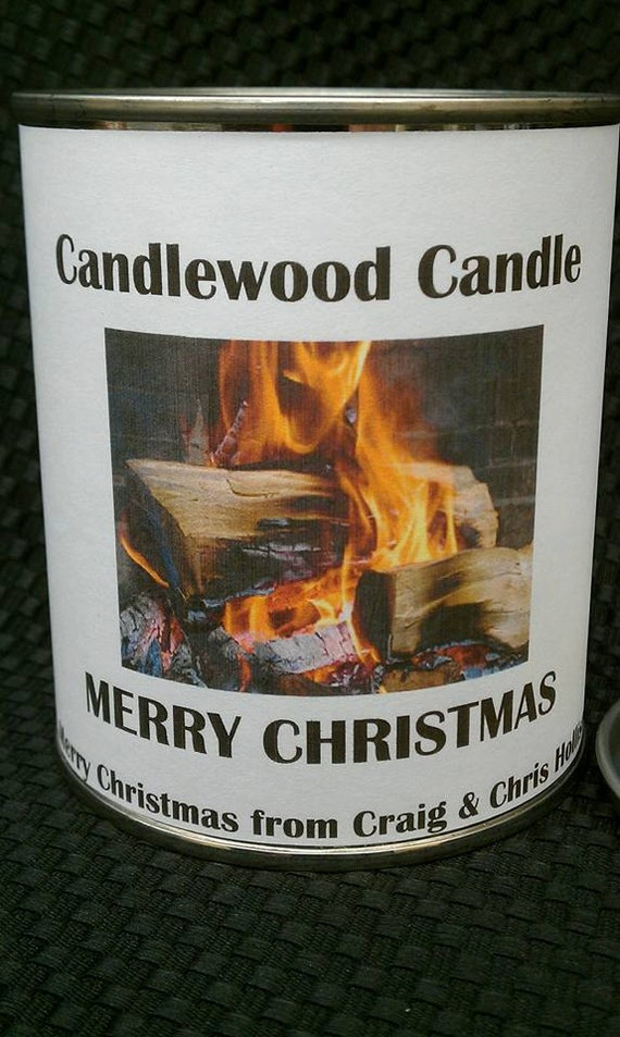 FIREWOOD   -  PERSONALIZED Gift, Gift for Man, Gift for Woman, Custom Gift, Send your message, Free Shipping in United States