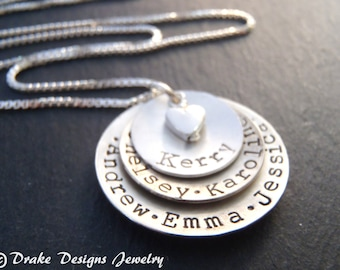 Secret Message Necklace Personalized By Drakedesignsjewelry