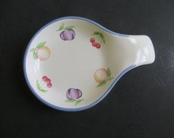 Pfatzgraff Hopscotch Spoon Rest/Holder
