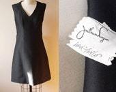 1960s Lord and Taylor dress // holiday dress // vintage dancing dress