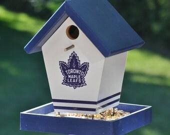 Toronto Maple Leafs Birdfeeder