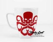 Agents of Shield Hydra Mug (Customizable)