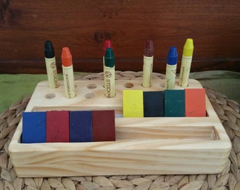 Medium Crayon Holder
