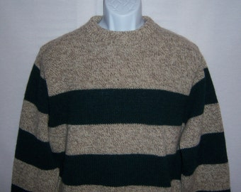 Ragg Wool Sweater Etsy