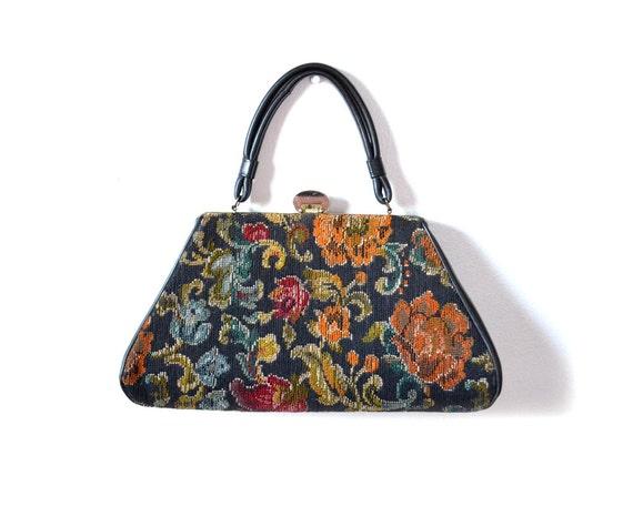 Teppich Tasche Gobelin Tasche Tapestery von