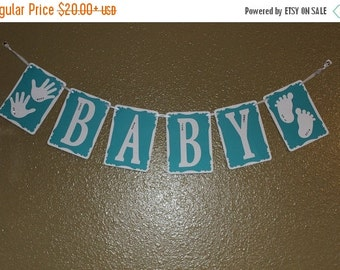 Ten little fingers ten little toes Personalized Banners Baby shower, birthday, wedding or any occasion