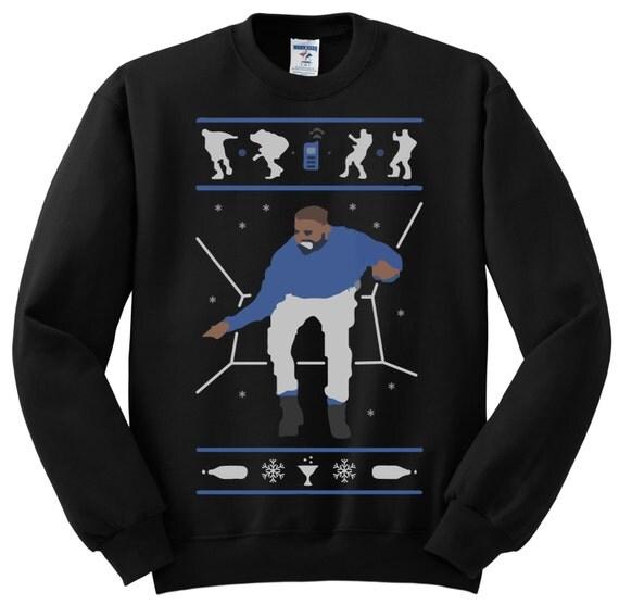 1-800 Hotline Bling ugly Drake Christmas Sweater UNISEX 1-800-hotlinebling 1-800-hotline bling 1 800 hotline bling white elephant