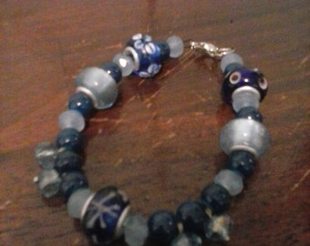 Blue Midnight Bracelet