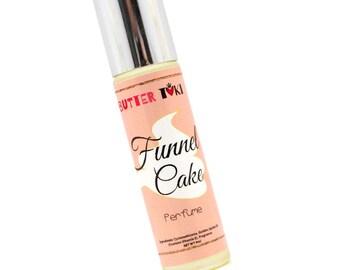 FUNNEL CAKE Roll On Oil Based Perfume 9ml