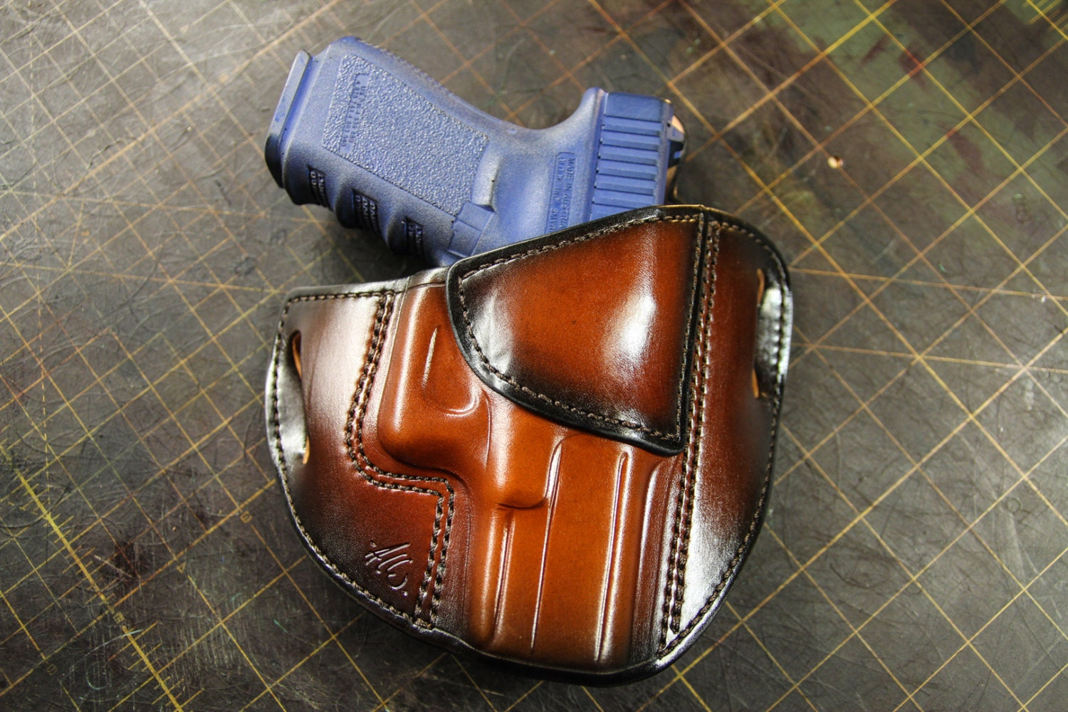 It's just a picture of Old Fashioned Printable Holster Patterns