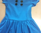 Charlie Brown Lucy dress Van Pelt Lucy Girl Theme Party dress Costume