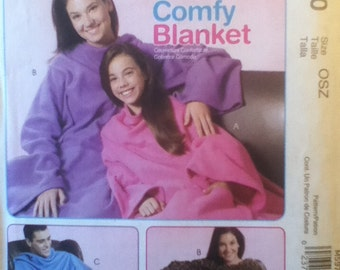 McCall's Comfy Blankey Pattern 5970