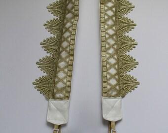 American Goddess camera strap