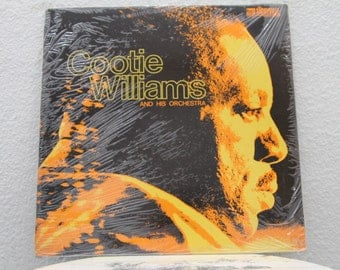 Cootie Williams and His Orchestra vinyl record