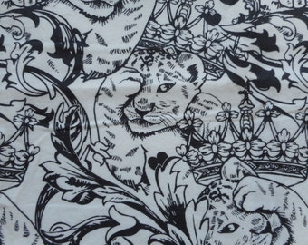 Color Me Snow Leopard