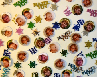 Kia's Custom Photo Confetti