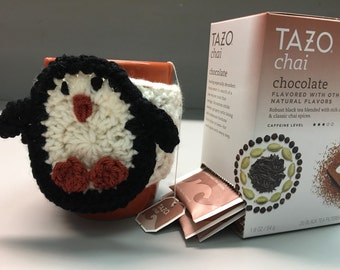 Chilly Willy Penguin sooo Cute Coffee/Tea Cozy