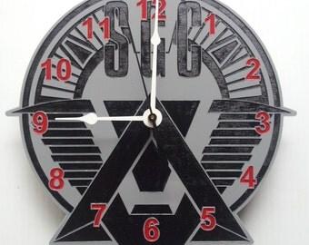 Stargate SGC clock
