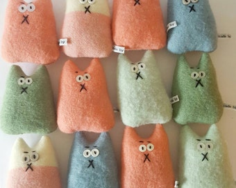 Mix and Match Lavender Cats