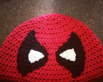 Deadpool Beanie. Made to order
