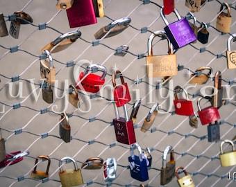 Locks of Love Photograph