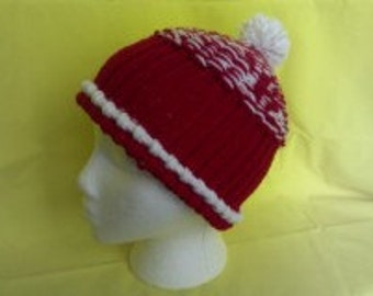 cup cake beanie hat