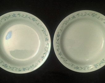 Corelle Country Cottage pattern 2 salad bowls
