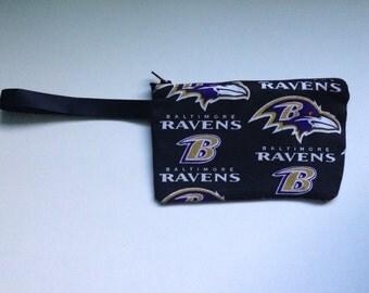 Ravens Coin Purse