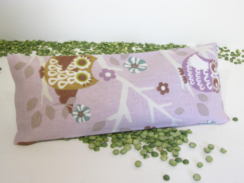 Lavender Animal Eye Pillows : Lavender Eye Pillow lavender aromatherapy heat cold pack