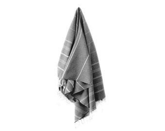 Cove Turkish Towel. Fair Trade. 100% Organic Turkish Cotton. Hand Loomed.
