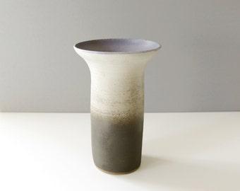 CC Bookout Modernist Pottery Vase Ceramic