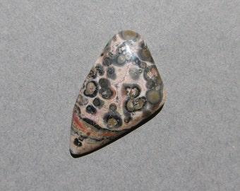 Leopard Skin Jasper Cabochon  (3X21X5)