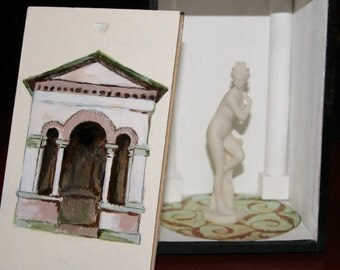 "Vignette Box ""Temple of Venus"""