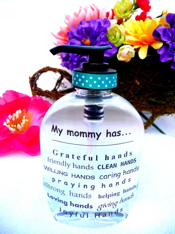 Baby Shower Favors Hand Soap ~ Baby shower favors hand soap dispenser mother s day