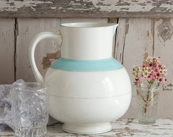 Vintage French Pitcher