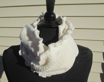 Infinity Chenille Scarf
