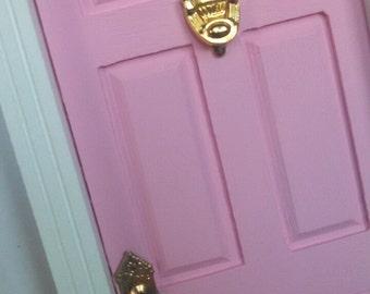 Fairy Door, pink