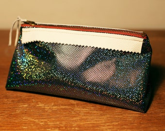 Daisy Clutch in Midnight Fever
