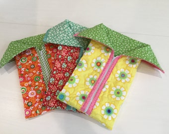 """Doll sleeping bags for 15"""" doll"""