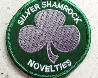 Silver Shamrock patch Halloween 3: Season Of The Witch